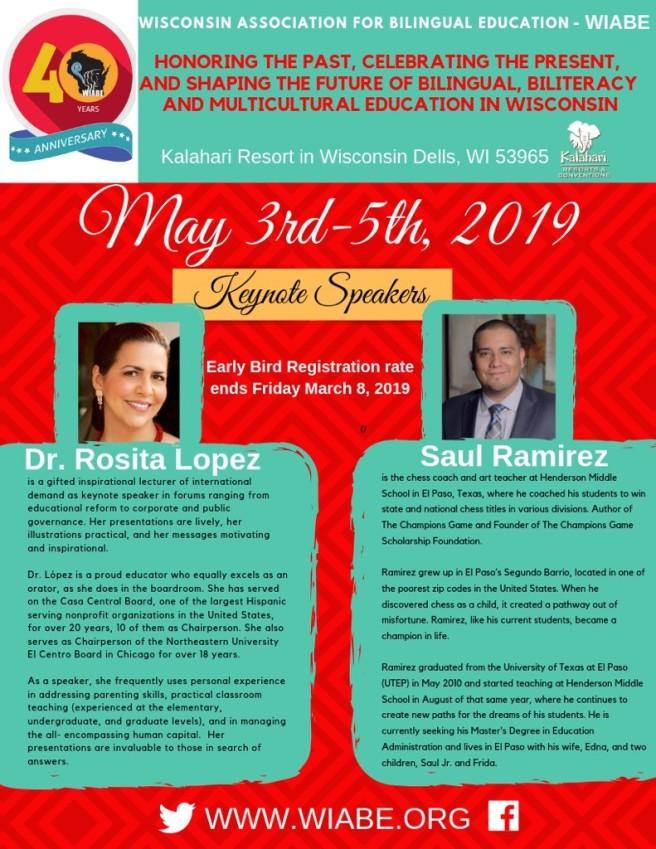 2019 WIABE Keynote Flyer